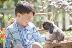alpharetta-child-photography-bunny