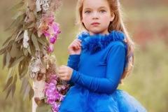 Child-Photography-Blue-Dress