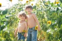 boys-sunflowers-alpharetta-photographer