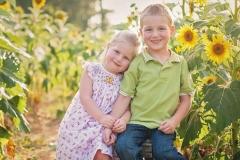 sunflower-photography-siblings-alpharetta