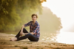 River-Senior-Portrait-Photography