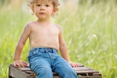 child portraits, outdoor child photography