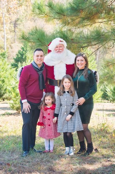 Family-With-Santa