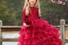 Child-Portrait-Freckled-Flower-Photography