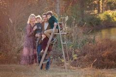 family photography holiday photos milton
