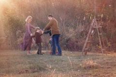holiday photos family photography milton