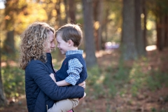 mommy son child photography woodstock