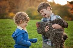 canton photographers child photography farm