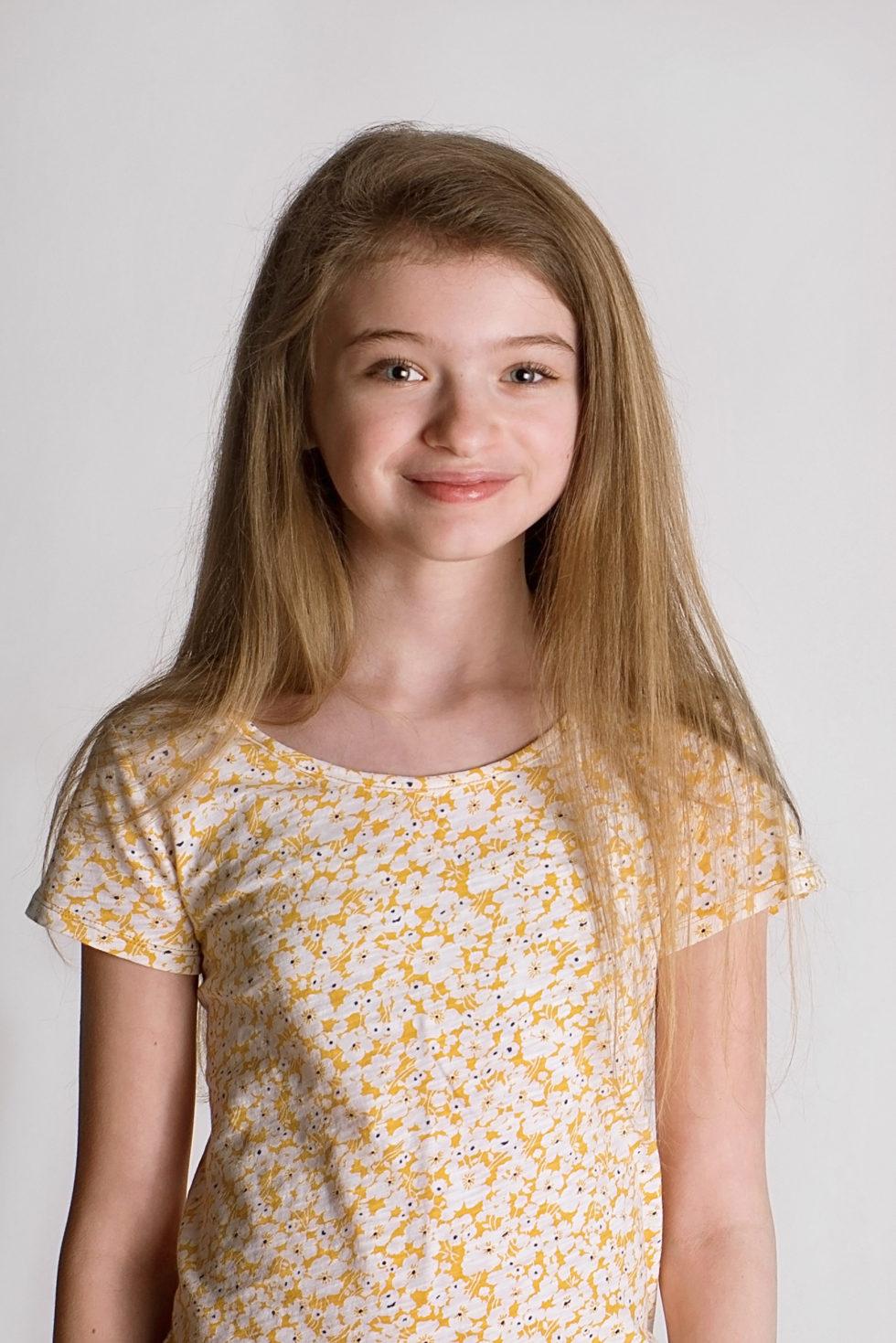 Child Modelling Headshots & Portfolio Updates ~ Mira Photography