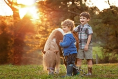 photography-pony-boys-sunset