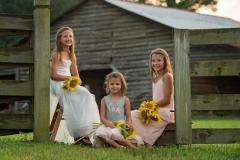 Sunflower-Child-Portrait-Photographers