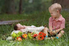 newborn photography farm