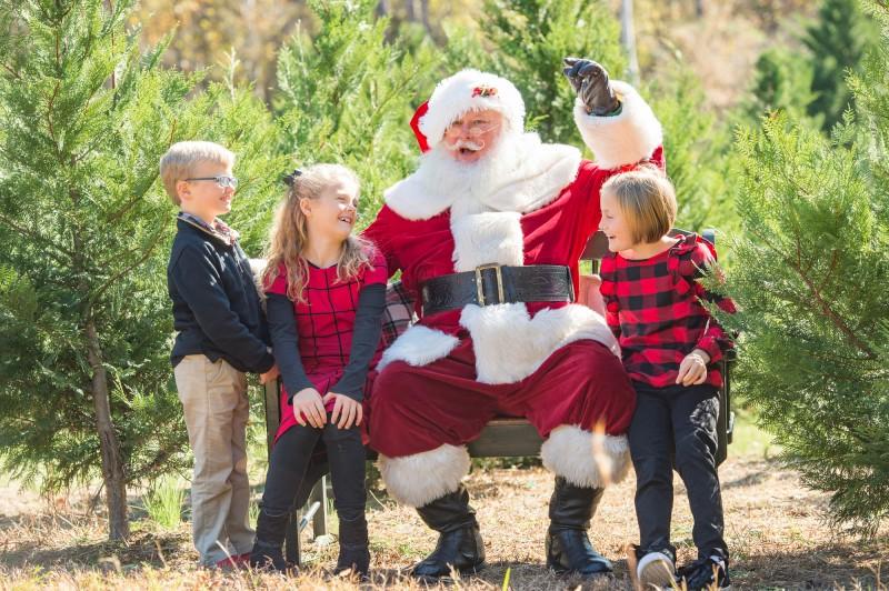 Santa-Chatting