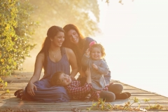 family photography on the river roswell