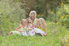family photographers in milton