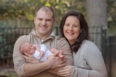 newborn and family photographers woodstock