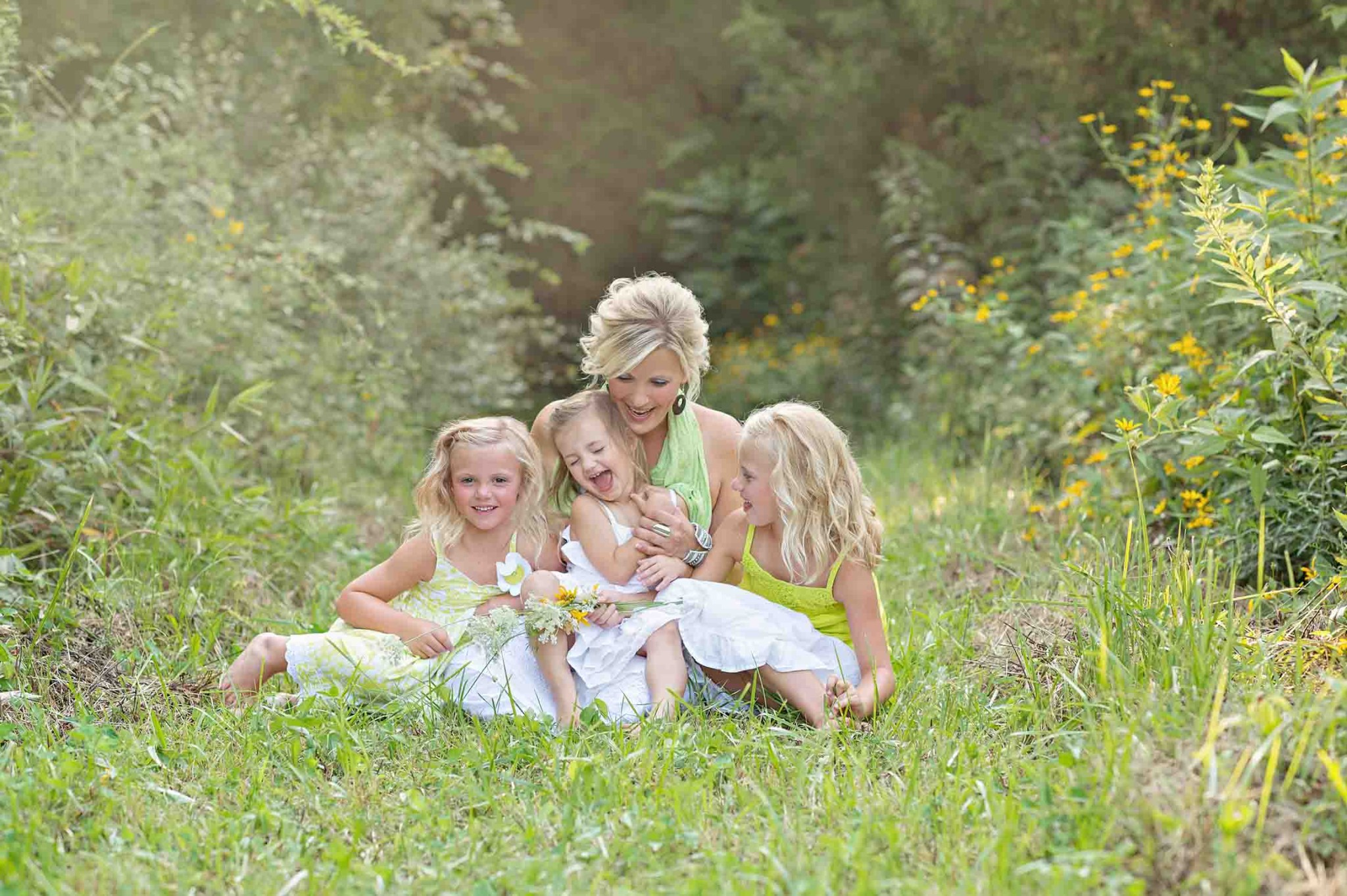 family-photography-summer-wildflowers