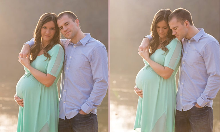 maternity-couple-photographer-light-river-roswell