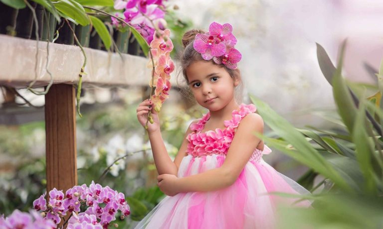 orchids-milton-child-photographer