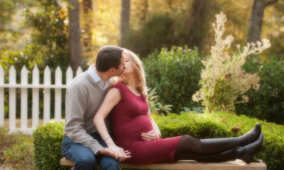 Family session by a Roswell maternity photographer
