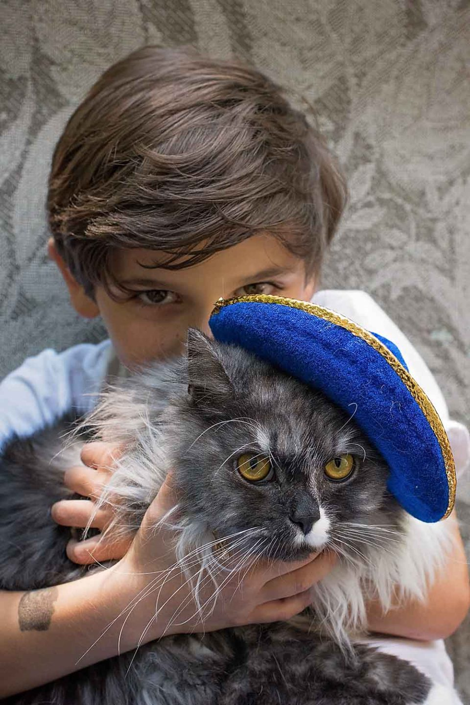 Boy-Cat-Photography-Sombrero