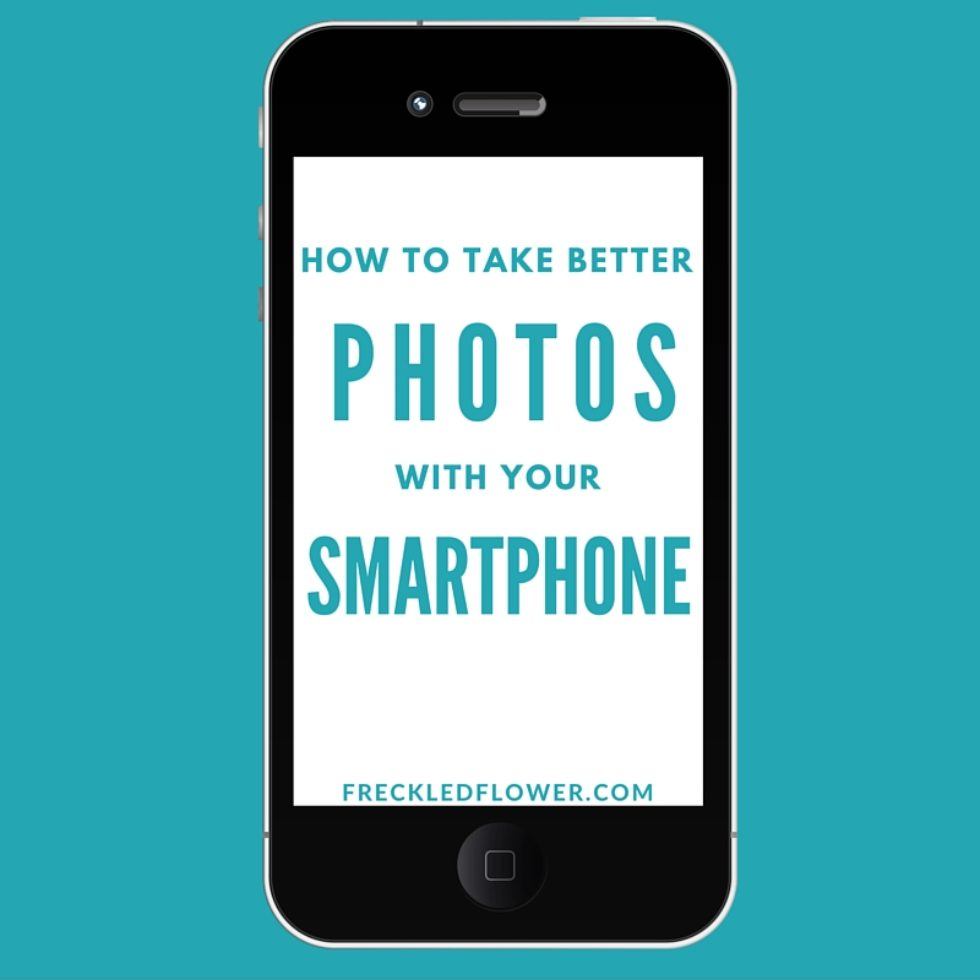 How To Take Better Photos With Your Smartphone – Roswell Professional Photographer