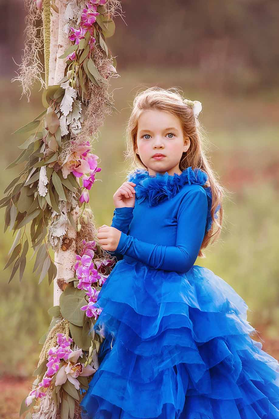 Child-Photography-Blue-Dress
