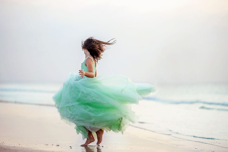 Little-Girl-Twirling