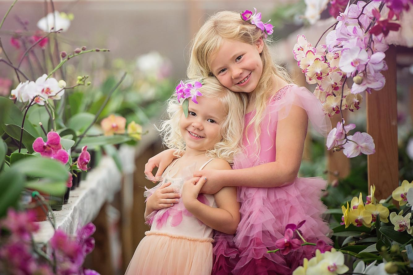 Sisters - Child photography