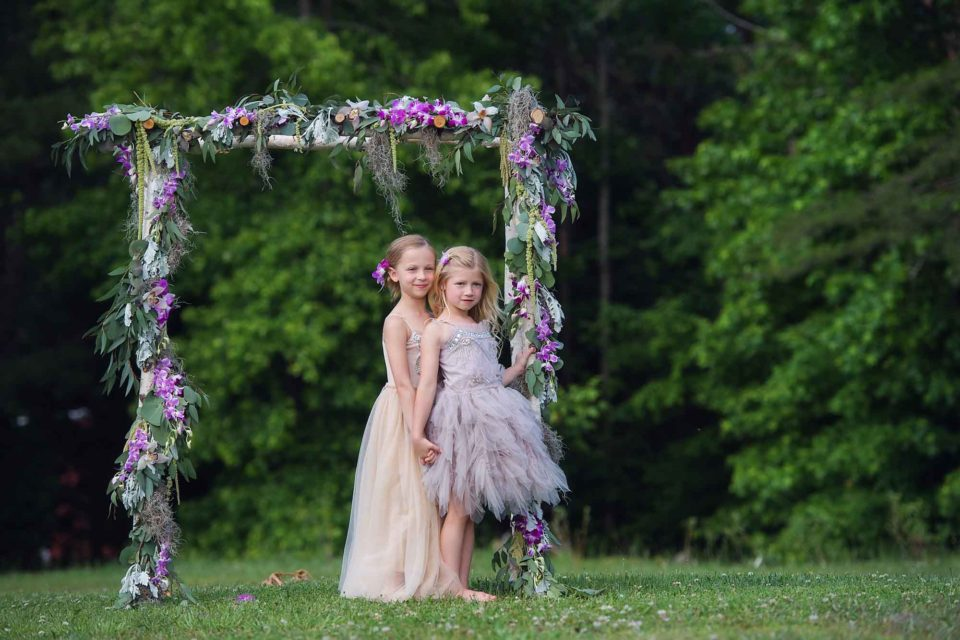 Sisters-Under-The-Arbor-Photography