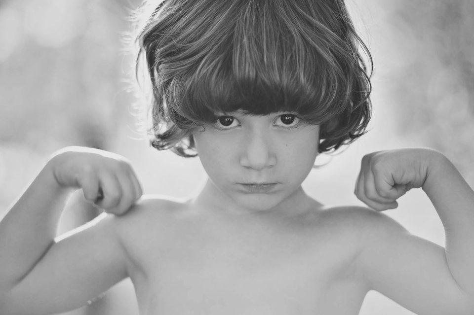 Strong-Child-Portraits-BW