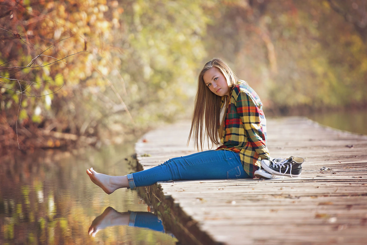 senior-roswell-ga-river-photography