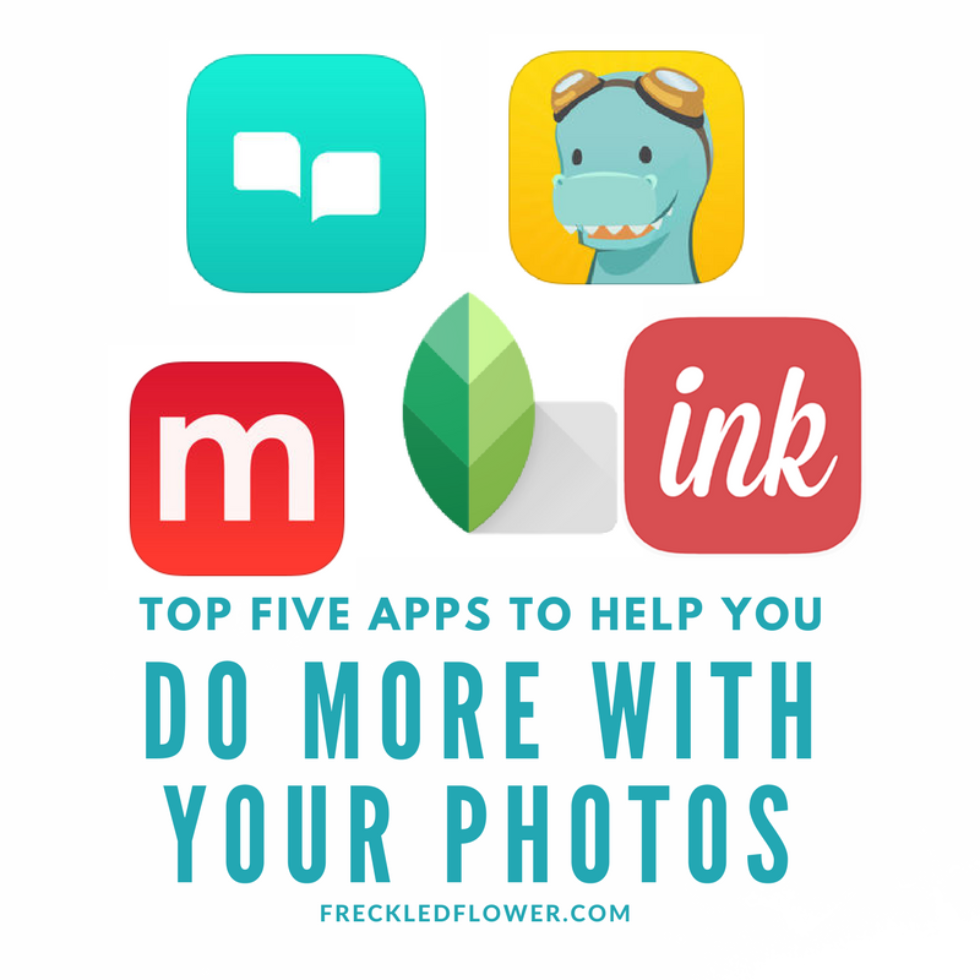 Top 5 Photo Apps to Do More With Your Photos – Roswell Photographer