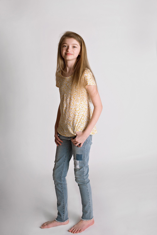 Child Fashion Model