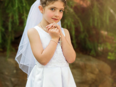 First Communion Photography – Child Photography