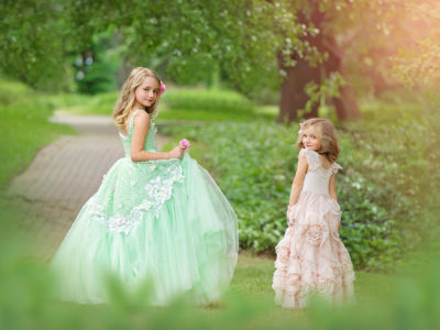 Historic Roswell Session – Styled Child Photography