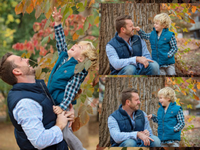In Honor of Dads – Roswell Family Photography