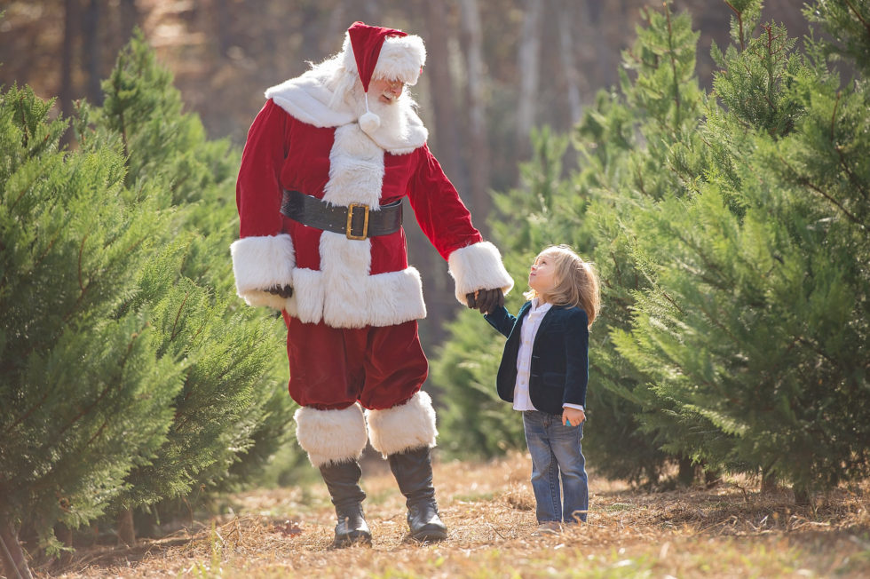 Just Me and Santa – Santa Sessions