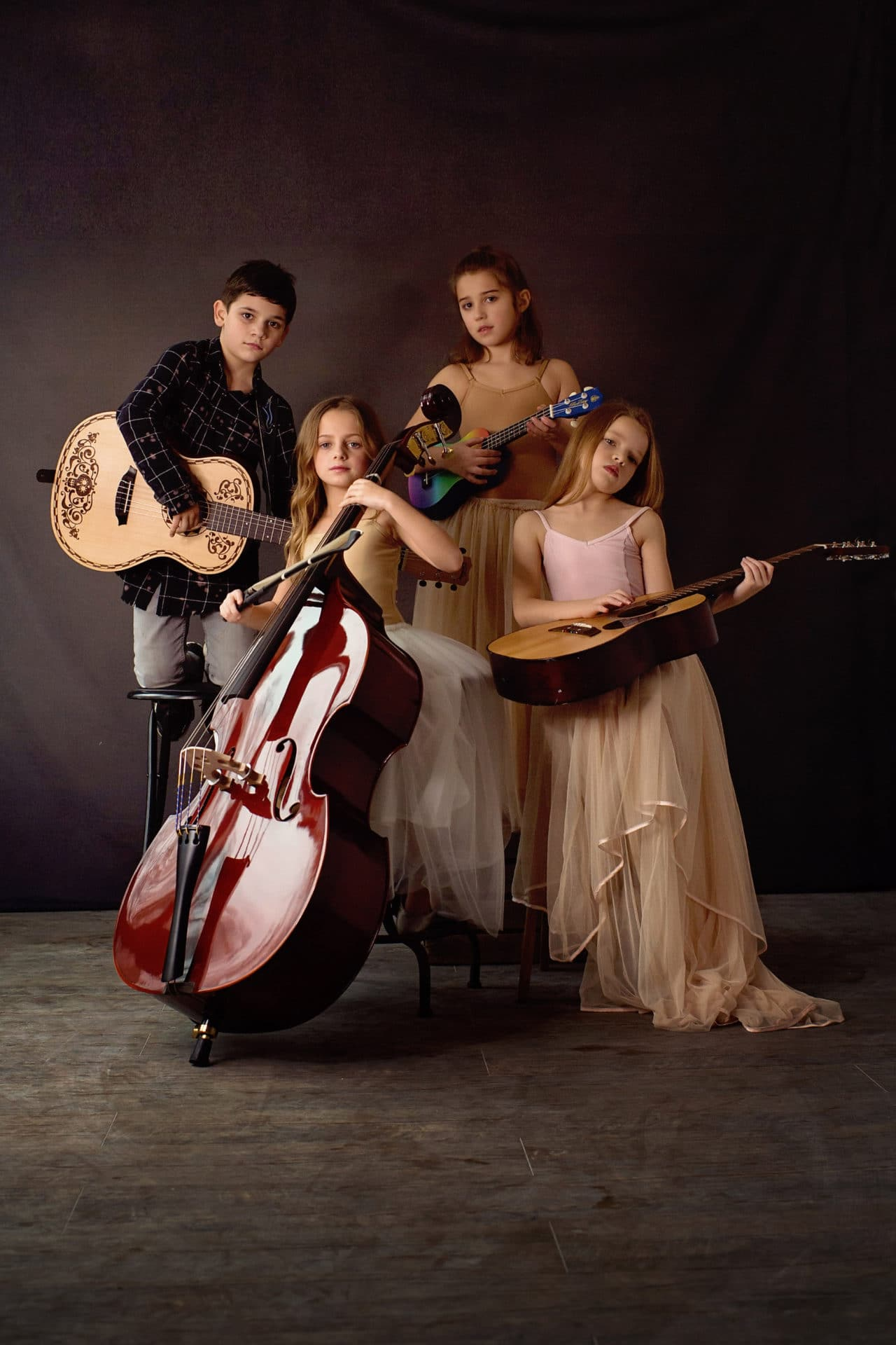 musician photos, child photography, roswell portraits studio