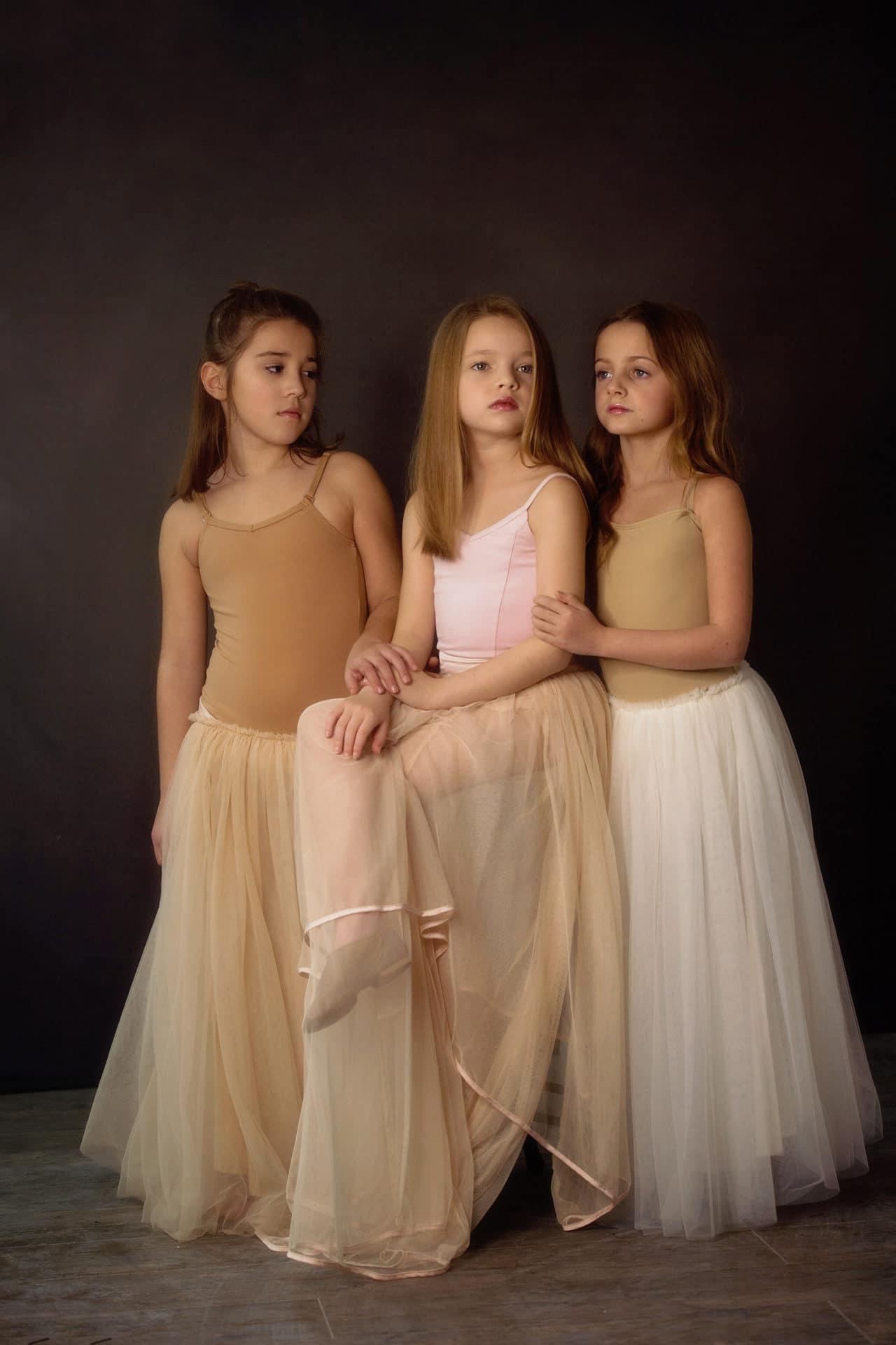 roswell portraits studio, dancers, dance portraits